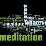 Mindfullness Based Meditation Wordle
