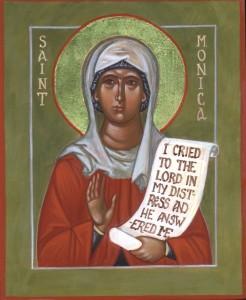Monica icon