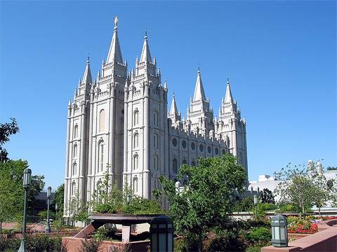 San Diego California LDS (Mormon) Temple