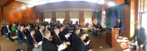 97 state legislators assembled on Dec. 7th at Mt. Vernon VA