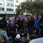 Occupy Seattle meeting