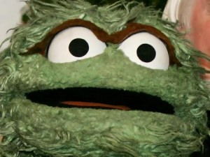 grouch, Oscar the Grouch
