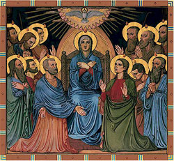 Reflections for Sunday, June 4, 2017: Pentecost Sunday