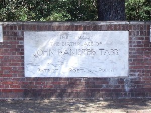 The Tabb Monument