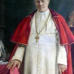 St. Pius X, Pope