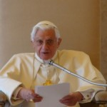 Pope Benedict XVI: Address to the Laity