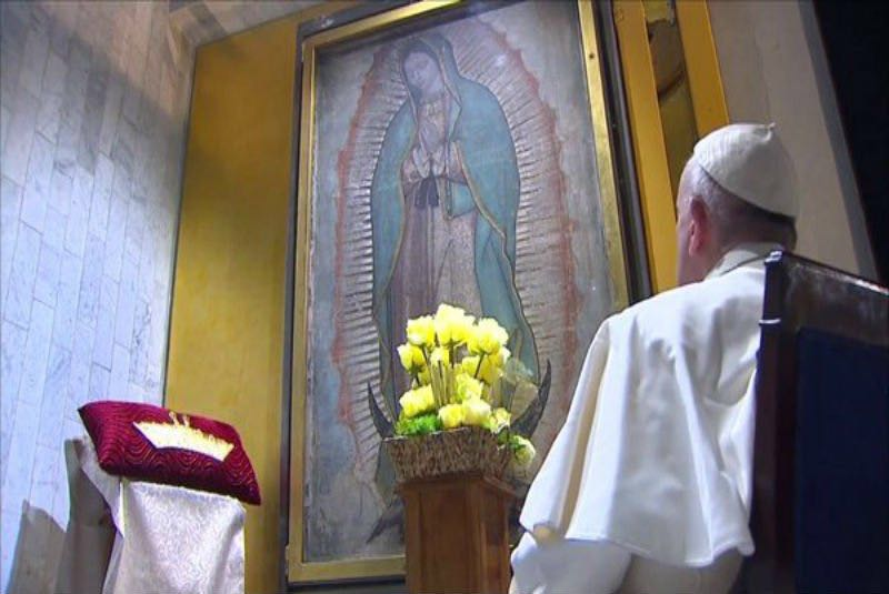 Pope in Mexico Tells Church Not to 'Rest on Its Laurels'
