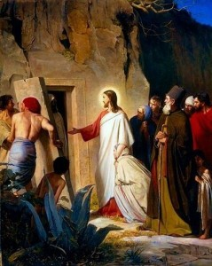 resurrection Lazarus