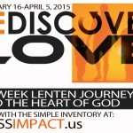 This Lent, Rediscover What Love Does