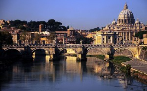 Rome on the Tiber