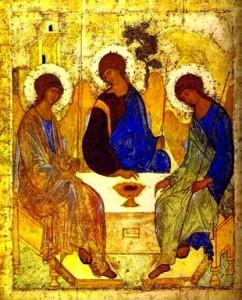 "Rublev's ""Trinity"""