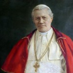 Saint Pope Pius X