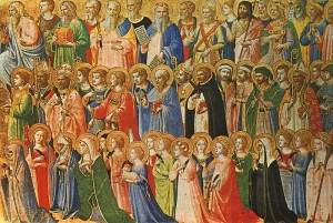 All Saints Day -- Because We Were Created for Something Better!
