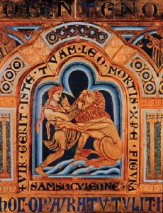 Samson_and_the_Lion_detail_Verdun_altar