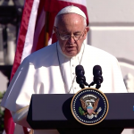 Pope: Freedom is One of America's Most Precious Possessions
