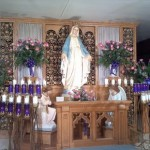 On the Shrine of Our Lady of Good Help