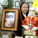 The Fighting Nun in Rome and the Pope Pius XII Museum
