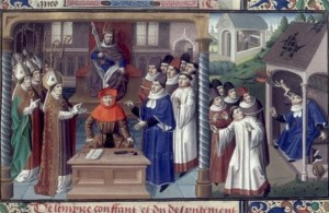 The Council of Nicaea and the Death of Arius