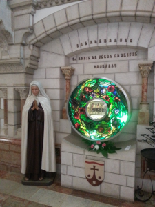 ACN Photo: The tomb of Saint Mariam