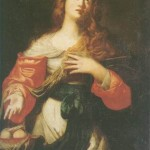 St. Agatha, Virgin and Martyr