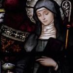 St. Bridgid, Abbess, and Patroness of Ireland