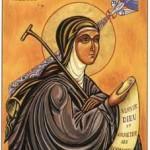 St. Colette, Virgin