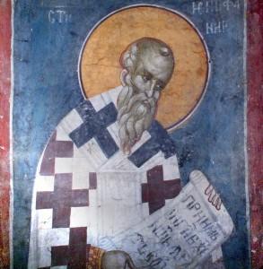 St. Epiphanius