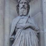 St. Gontran, King