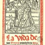 St. Honoratus, Archbishop