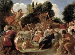 St. John the Baptist Preaching