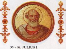 St. Julius I