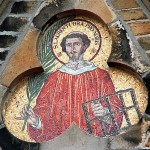 St. Laurence, deacon and martyr