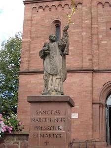 St. Marcellinus