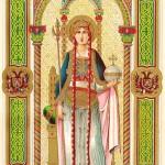 St. Maud, Queen
