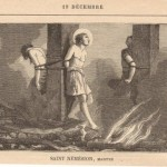 St. Nemesion, Martyr