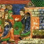 St. Radegundes, Queen