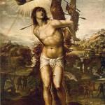 St. Sebastian, Martyr