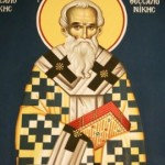St. Simeon, Bishop and Martyr