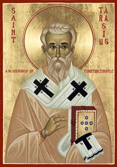 St. Tarasius