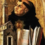 St. Thomas Aquinas, the Angelic Doctor