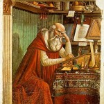 St. Jerome, Doctor.