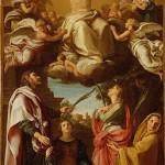 St. Julian and St. Basilissa