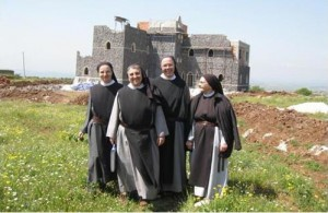 Syria-Trappist-nuns-from-Azeir