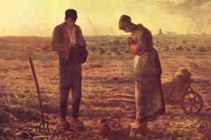 The-Angelus-by-Jean-Francois-Millet