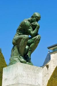Thinker, Rodin