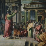 Historical Intersection: The Baptist and the Apostle