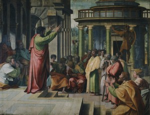 Raphael,_St_Paul_Preaching_in_Athens