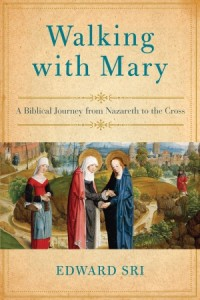 Walking with Mary bookcover