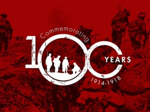 World War I Centenary Logo