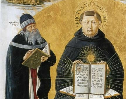 thomas aquinas on transubstantiation St thomas aquinas on the eucharist  conversion: nor is it a kind of natural  movement: but, with a name of its own, it can be called transubstantiation.